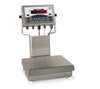 Rice Lake Bench Scale Weighing Technology