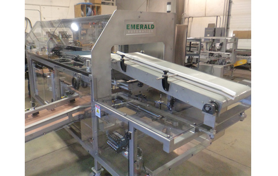 Emerald Case Packer Horizontal Bag Packer