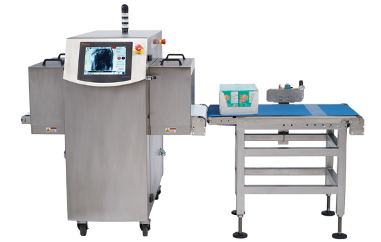 Thermo Scientific Nextguard Conveyor X-ray Detection System