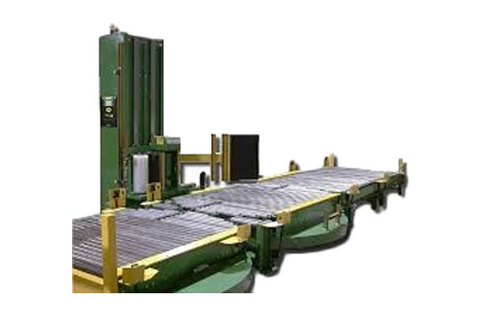 Synergy 5, Turntable stretch wrapping systems