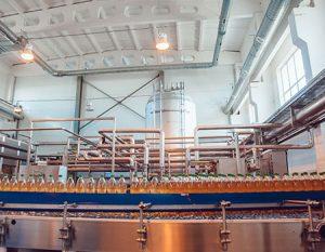 brewery conveyer belt systems integration