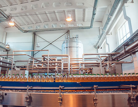 brewery conveyer belt systems integration