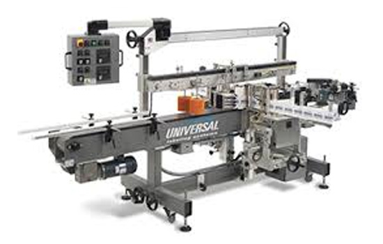 Universal Labeling Systems Contract Packager Series