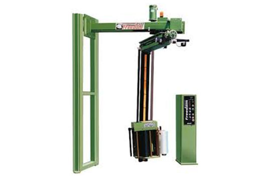 Freedom 6500 semi-auto – rotary arm stretch wrapping systems