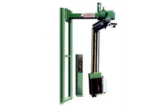 Freedom 6512 – rotary arm stretch wrapping systems