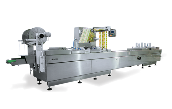 Colimatic THERA 650 Form Fill Seal Packaging Machine