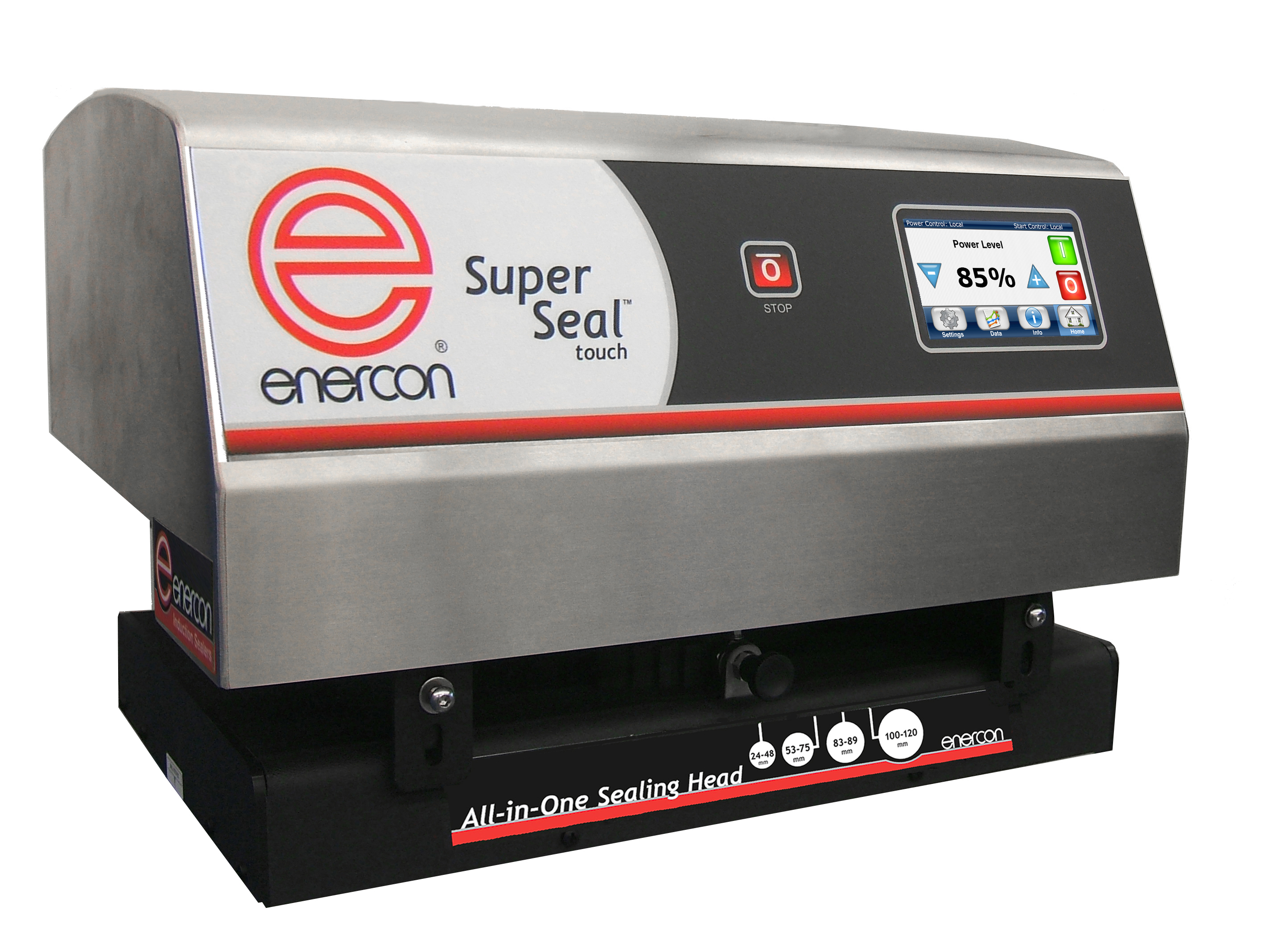 Enercon Super Seal Touch Induction Sealer