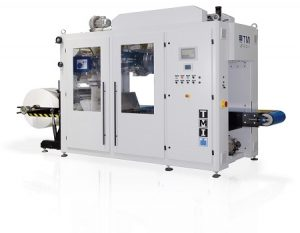 Ilerbag - automatic form-fill-seal rollstock bagging systems.