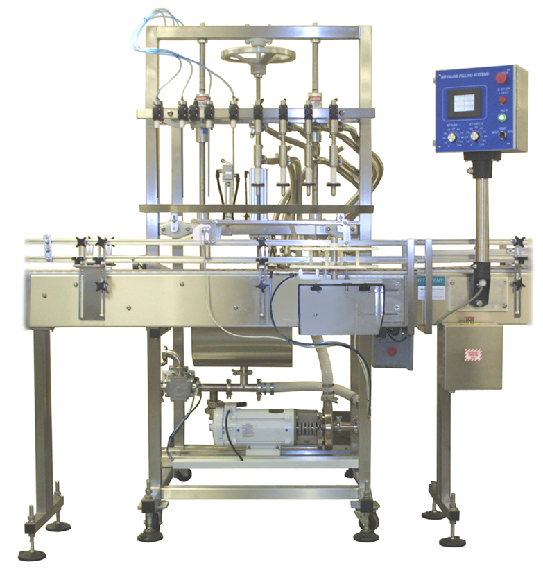 overflow-filling-machine